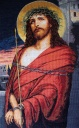 Jesus - (after Irineu Procencu) 29 x 42 cm, 32 colours, €1000