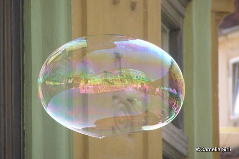 bubble city  -