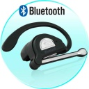 Bluetooth - New Bluetooth Wireless Headset type earpiece with lightweight over-the-ear clip design and mini boom mic. This is a great communication companion to your mobile phone, for convenient, handsfree operation. With integrated Bluetooth now a standard feature in modern mobilephones, from high-end smartphones to low-end functional models, this compact Bluetooth earpiece is a must-have accessory for anybody who uses their cell phone regularly.