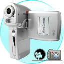 Digital Cameras - Wholesale Digital Camcorder with MIC (Entry-level Favorite). Here is the wholesale camcorder you have been asking us for, a budget single-hand held DV camera with quality specs that produces computer friendly digital video and photo files to easily transfer to your computer and then upload or email to your friends or relatives.