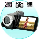 Digital Cameras - Take this camcorder with you to capture high definition video everywhere you go. No matter whether you're buying your first camera or replacing that clunker in your closet, now is the perfect time to catch the high-definition wave. If you are used to taking videos with blurry faces and fuzzy images, then prepare to be blown away when you experience high definition video with crystal clear images and rich colors.